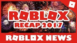 BIGGEST Roblox Changes | Roblox 2017 Recap! #RobloxNews