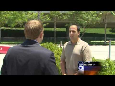 Medical Marijuana Attorney Damian Nassiri Discusses Lake Forest Litigation on KTTV Channel 5 news