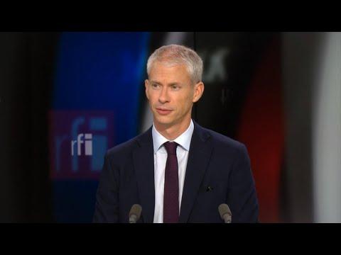 """Franck Riester : """"Tant pis si la droite n'est pas une alternative incontournable au macronisme"""""""