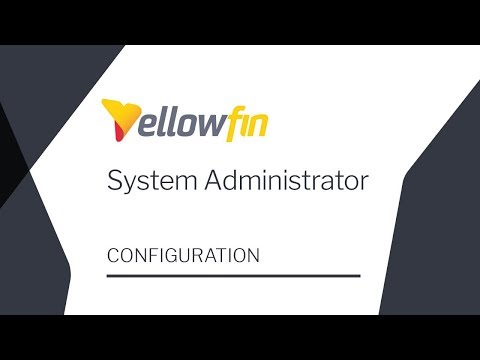 System Administrator | Configuration I