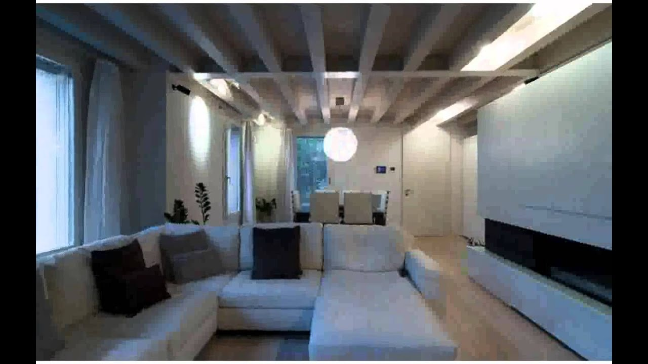 Idea arredamento casa moderna foto youtube for Casa moderna total white