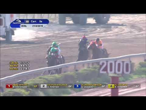 Escipion Africanus ganó por distanciamiento