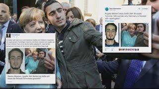 Селфи с Меркель  как сирийский беженец cтал «брюссельским смертником»?