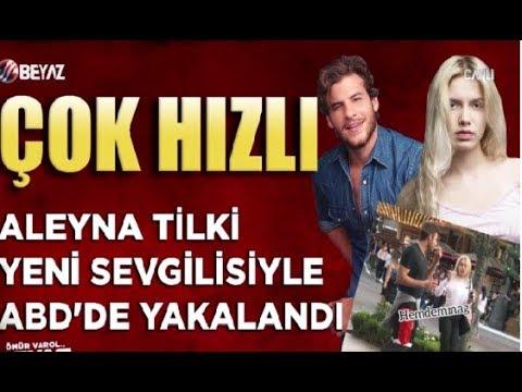 Aleyna Tilkinin Yeni Sevgilisiyle Yakalandı Mustafa Mert Koç Kimdir ? Hangi Filmlerde Oynadı
