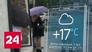 видео 29 мая в Москве объявлен желтый уровень опасности