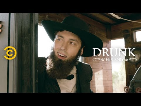 The Civil War's Great Locomotive Chase (feat. John Francis Daley & Martin Starr) - Drunk History