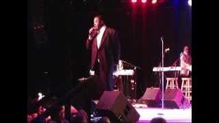big ron sings luther ingram s if loving you is wrong i don t want to be right at tnl