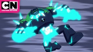 Ben 10 | Ben's 11th Alien Causes a Tornado! | Cartoon Network