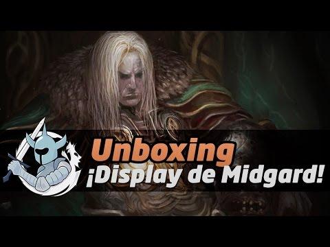 Unboxing Display Midgard! ft. Seba de Armagedon