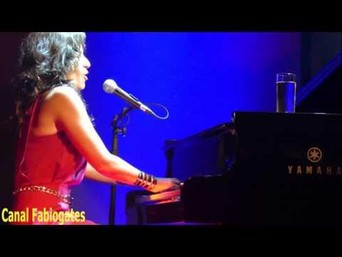 Chiara Civello – E Se/Al Posto Del Mondo (Tom Jazz - 26/02/16) 4K