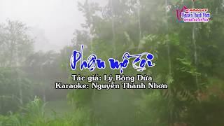 Karaoke vọng cổ PHẬN MỒ CÔI - DÂY KÉP [T/g Lý Bông Dừa]