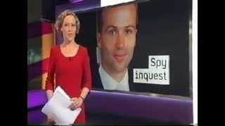 LGC Forensics blunder over MI6 Spy Death Mystery (Channel 4 News full report, Stephen Lawrence