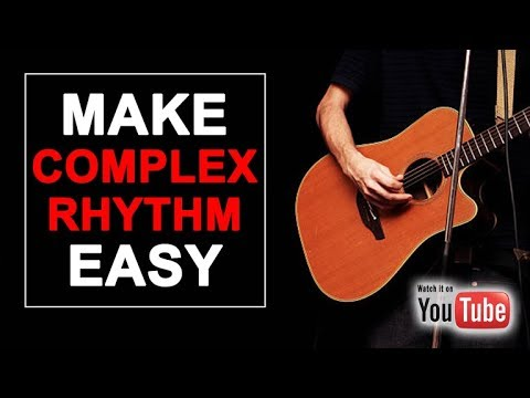 Little Known Way to Make Complex Rhythms EASY!