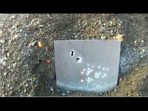 Hardox steel plate test