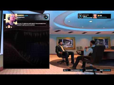 NBA 2K16 Toronto Raptors MyGM Ep 2