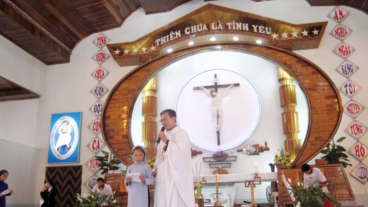 Giáo Xứ Phù Mỹ Ngày Cầu Nguyện Ơn Gọi 2016