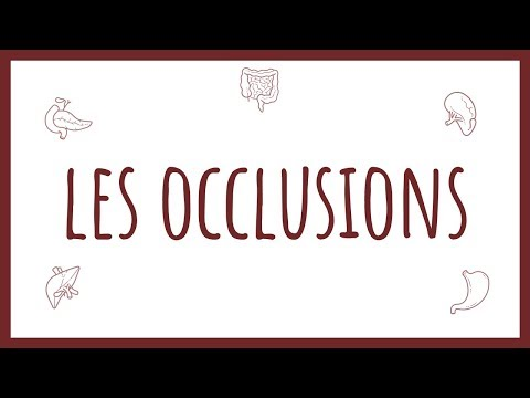 Sémiologie Chirurgicale - Les Occlusions