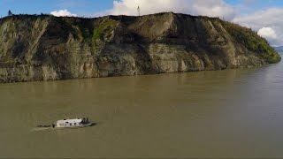 Tusk Spotting Along Alaskan River