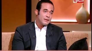 شاهد ـ نجل الفنان: أحمد زكي ظلمني