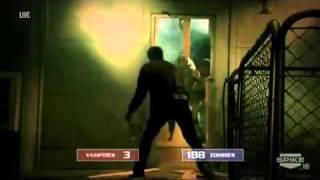 Deadliest Warrior Final Battle S03E10 Vampires vs Zombies 360p