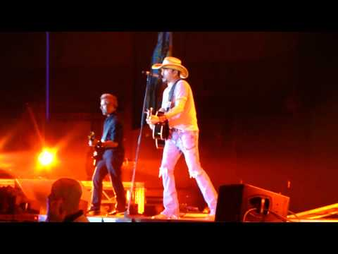 Jason Aldean - Night Train Tour - Texas Was You - Tacoma - 9/27/13