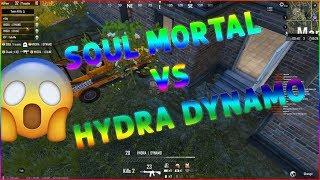 SOUL MORTAL VS HYDRA DYNAMO    YOUTUBE HALLOWEEN TOURNAMENT II CLASH OF YOUTUBERS