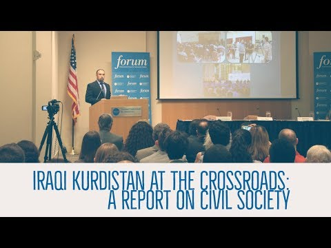 Iraqi Kurdistan at the Crossroads: A Report on Civil Society