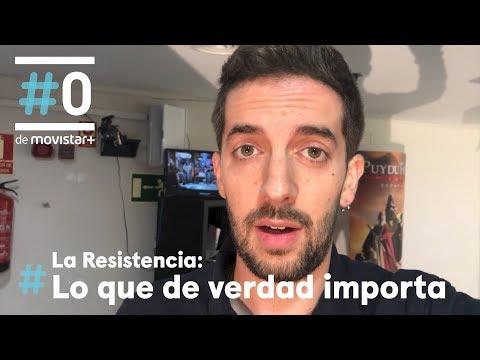 LA RESISTENCIA - Perdona el spoiler | #LaResistencia 07.11.2019из YouTube · Длительность: 4 мин26 с