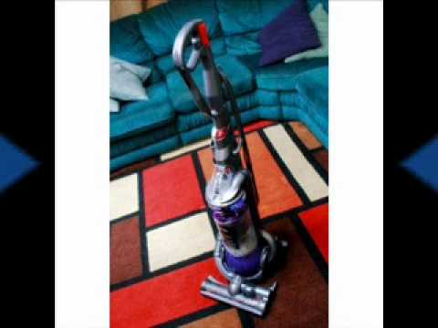 Dyson Dc25 Ball All Floors Upright Vacuum Cleaner Free Shipping Youtube