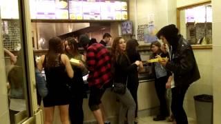 Eden Kebab on a Thursday night