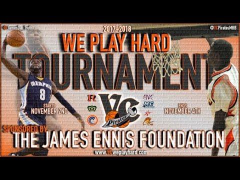 CCCAA Men's Basketball: LA Valley vs Palomar - 11/2 -3pm