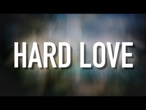 HARD LOVE  Lyric  NEEDTOBREATHE
