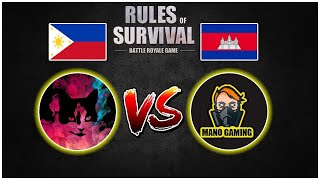 ROS : Mano VS Sphinx #2 | Game Play | EP.70 🔥🔥