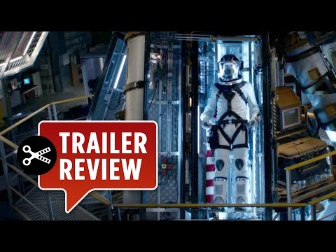 Instant Trailer Review: Fantastic Four Official Teaser Trailer #1 (2015) - Miles Teller Movie HD