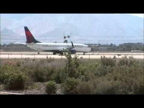 August 1 2011 - Salt Lake City International Airplane Spotting