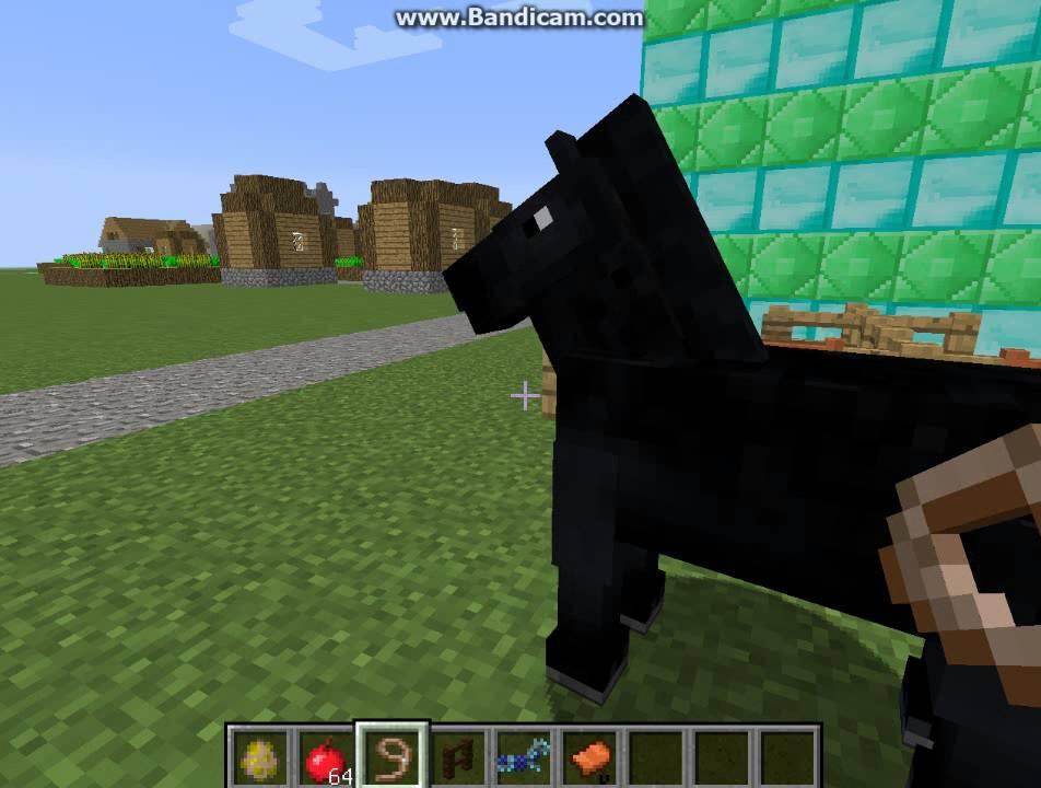 Как приручить в майнкрафте лошадь