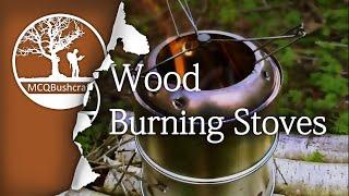 Bushcraft Fire Lighting: Woodburning Stoves