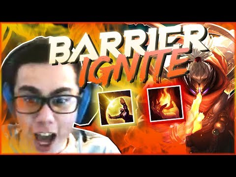 TFBlade | BARRIER IGNITE is ACTUALLY OP!!!!!
