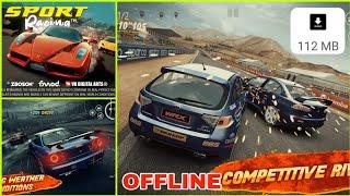 Sport Racing - Game đua xe offline đồ họa đẹp mà dung lượng nhẹ, chỉ hơn 100mb