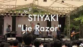 Stiyaki - Lie Razor @ UI Art War 2012