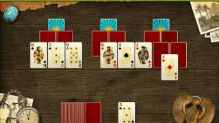 SCARAB SOLITAIRE - free online game