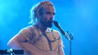Xavier Rudd - Follow The Sun - live Backstage Werk Munich 2013-06-17