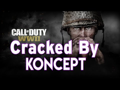 Call of Duty WWII-KONCEPT [Tested & Played] inc Language Fix