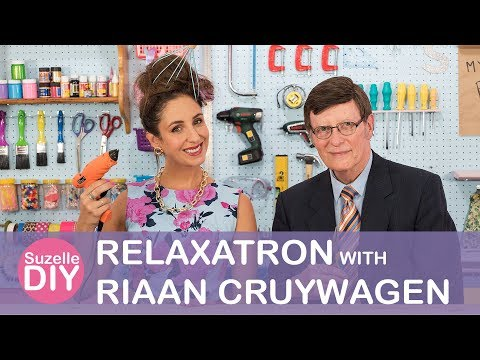 How to make a Relaxatron (with Riaan Cruywagen)
