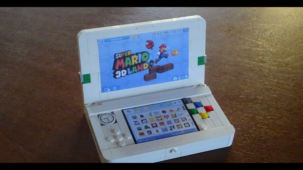 How to make a FREE ds/3ds game case - YouTube