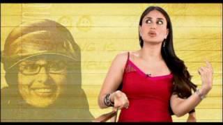 3 Idiots Behind The Scenes: Aamir Khan & Kareena Kapoor on a Bike ride