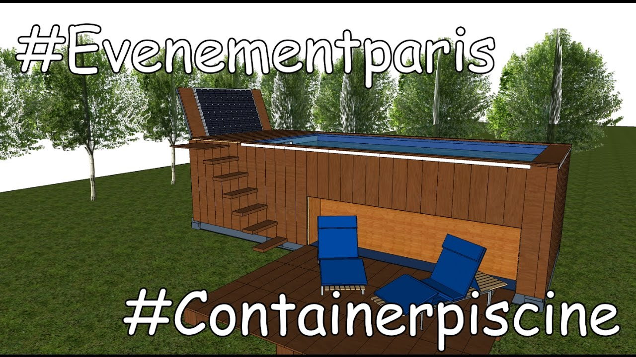 33 0 6 30 66 78 63 piscine coque container lyon evenementiel youtube