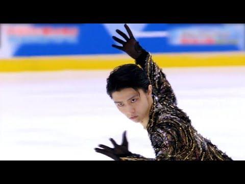 "Tokyo Ghoul Fan Yuzuru Hanyu skates to ""Unravel"""