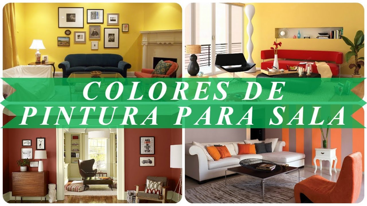 Ideas de colores de pinturas claros para interiores youtube for Colores de pintura para interiores