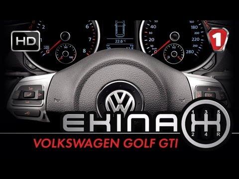 "Volkswagen Golf GTI. ""Экипаж""."